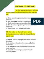 EXERCÍCIOS SOBRE ADVÉRBIO.pdf