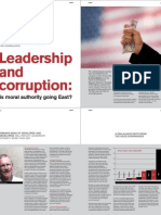 Leadership and corruption