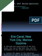 Industrial Revolution & Monroe Doctrine