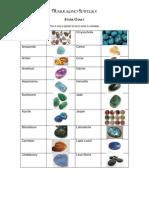 Stone Chart