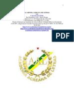 """GENTÍLICO """"ACREANO"""" - Historia de 129 Anos - AAL (18 06 2009 Definitiva)"""