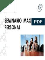Transparencias Seminario La Imagen Personal en La Busqueda de Empleo