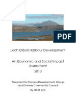 final loch eriboll report