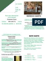 Catalogo Remedio Santo Ultimo Listo Para Imprimir