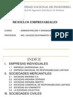 MODELOS TECNICOS LEGALES