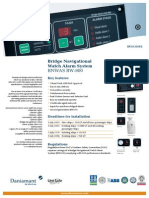 Bnwas Bw-800 Brochure