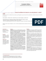 Prediction of Prolonged Mechanical Ventilation for Intensive Care