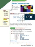 parallel perpendicular alg1