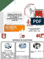 Presentacion Auditoria Cajas de Ahorro