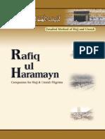 Rafiq ul Haramayn (English), Muhammad Ilyas Qadri
