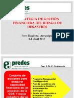 Estrategia Financiera de Grd