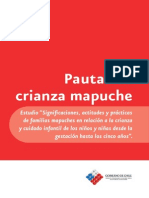 Pautas de Crianza Mapuche (2)