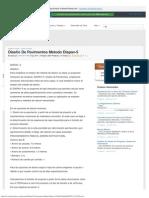 Diseño De Pavimentos Metodo Dispav-5 - Ensayos - Lupita041188
