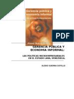 Gerencia Publica y Economia Industrial