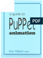 A Guide to Puppet Animation, Ron Gilbert