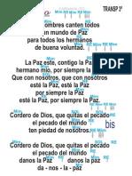 013 Cordero de Dios