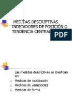 Medidas Tendencia Central (1)