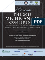 MACPA Michigan Tax Conference