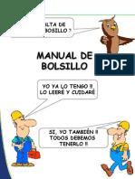 Manual de Bolsillo ISO