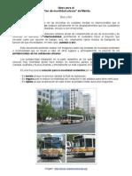 Movilidad Urbana Bus Wiki