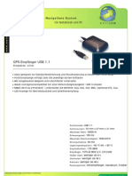 Datenblatt für BU-303