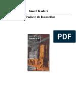 Ismail Kadaré - El Palacio de los sueños
