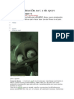 El cine de animación - revisado