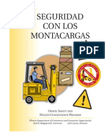 Seguridad en Montacargas