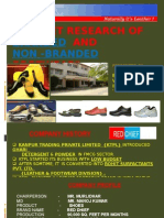 market research of red chief footwear
