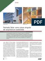 Fachadas Solares PDF