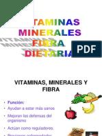 Micronutrientes y Minerales
