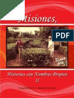 Baez, Amelia - Misiones Historias Con Nombres Propios 2
