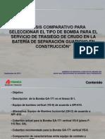 PRESENTACIÓN BOMBA GA-171 130904 RFTL