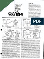 EGR Troubleshooting[1]