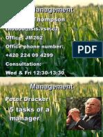 Unit 1 - Management