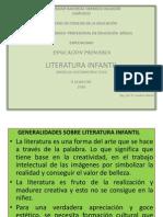Diapositivas - Literatura infantil