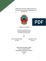 Evaluasi Drop Tegangan pada Jaringan Tegangan Menengah 20 KV Feeder Bojo PT PLN (Persero) Rayon Mattirotasi