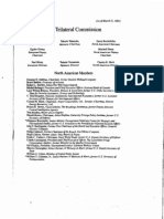 Trilateral Commission Membership List 1985