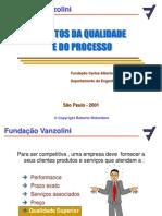 Custos Da Qualidade e Do Processos