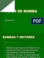 Tipos de Bomba Secc.8 y 9