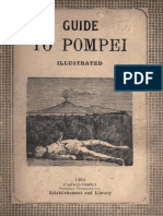 Guide to Pompei Illustrated