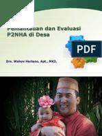 Pemantauan Dan Evaluasi Wahyu H.