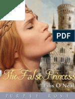la falsa princesa.pdf