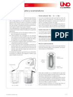 Electroquímica pilas y acumuladores