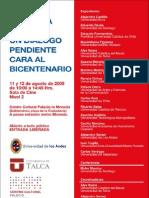 Seminario Filosofía en Chile