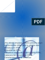 diapositivas creación de páginas web_ Carina Agila