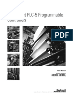 ControlNet PLC-5 Programmable Controllers User Manual