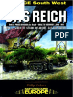 Pen & Sword -WWII Das Reich 2nd SS Drive to Normandy