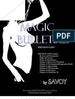 Magic Bullets Preview