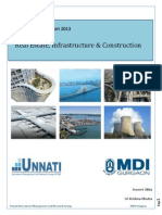 Real Estate, Infrastructure & Construction_2013